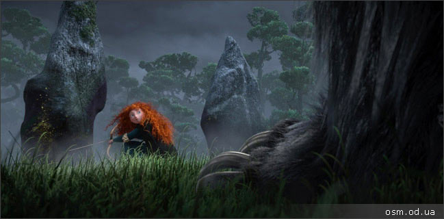 "Animated feature ""Brave"""