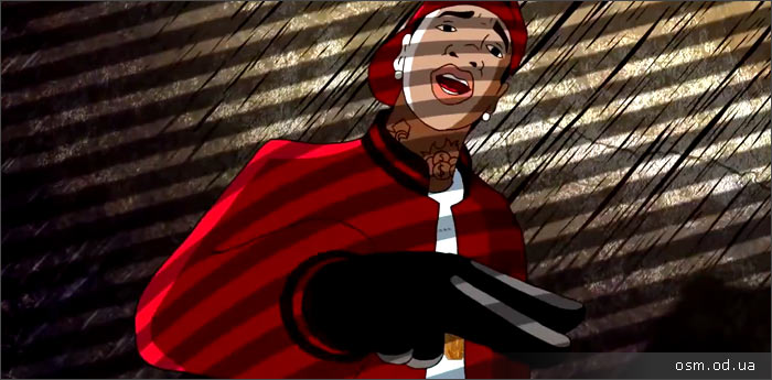 ANIMATION CLIP «HIJACK» FOR AMERICAN PERFORMER TYGA