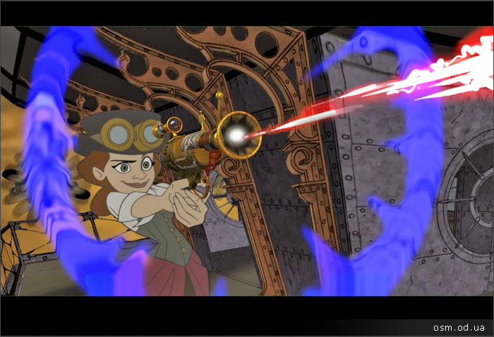 Disney veterans fight to save 'dying art' of 2D animation with new steampunk film 'Hullabaloo'
