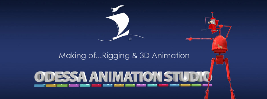 Opening of 3D character animation department