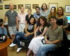 Official photo of animation studio, but many animators are missing. Summer, 2011
