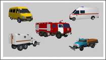 3D graphics and special effects (SFX) for animation serial ordered by Ministry of Emergency Situations - 1
