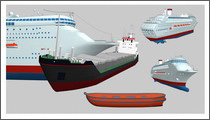 3D graphics and special effects (SFX) for animation serial ordered by Ministry of Emergency Situations - 2