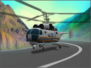 3D graphics and special effects (SFX) for animation serial ordered by Ministry of Emergency Situations - 24