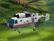 3D graphics and special effects (SFX) for animation serial ordered by Ministry of Emergency Situations - 26