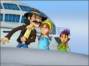 3D graphics and special effects (SFX) for animation serial ordered by Ministry of Emergency Situations - 60