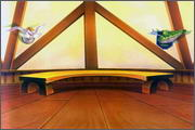 "Backgrounds for feature length animation ""Animal wars"" - 25"