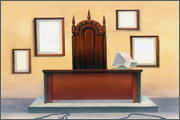 "Backgrounds for feature length animation ""Animal wars"" - 4"