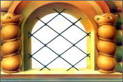 "Backgrounds for cartoons ""Zolotoe koltso"" - 16"