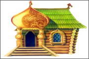 "Backgrounds for cartoons ""Zolotoe koltso"" - 20"