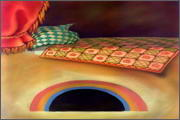 "Backgrounds for cartoons ""Zolotoe koltso"" - 4"