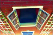 "Backgrounds for animated serial ""MASKY show"" - 102"