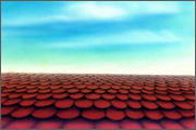 "Backgrounds for animated serial ""MASKY show"" - 104"