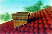 "Backgrounds for animated serial ""MASKY show"" - 105"