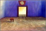 "Backgrounds for animated serial ""MASKY show"" - 23"
