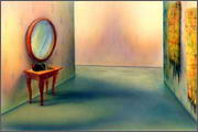 "Backgrounds for animated serial ""MASKY show"" - 92"