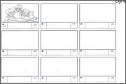 "Storyboard of animation ""Novy God na khutore bliz Dikanki. Ot zakata do rassveta""  - 12"