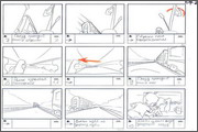 "Storyboard of animation ""Novy God na khutore bliz Dikanki. Ot zakata do rassveta""  - 22"