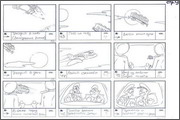"Storyboard of animation ""Novy God na khutore bliz Dikanki. Ot zakata do rassveta""  - 29"