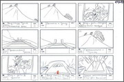 "Storyboard of animation ""Novy God na khutore bliz Dikanki. Ot zakata do rassveta""  - 33"