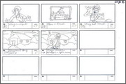 "Storyboard of animation ""Novy God na khutore bliz Dikanki. Ot zakata do rassveta""  - 46"