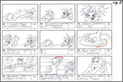 "Storyboard of animation ""Novy God na khutore bliz Dikanki. Ot zakata do rassveta""  - 51"