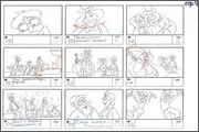 "Storyboard of animation ""Novy God na khutore bliz Dikanki. Ot zakata do rassveta""  - 88"