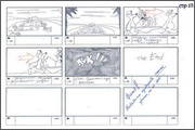 "Storyboard of animation ""Novy God na khutore bliz Dikanki. Ot zakata do rassveta""  - 92"