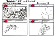 "Storyboard for animation ""Redo the ship"" - 13"