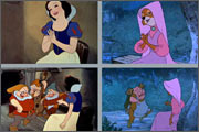 Animated feature «Snow White and the Seven Dwarfs» (1937) - the story behind the scenes film award - 3
