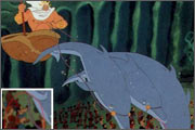 History of animation | Animated film «The Little Mermaid» (1989) - 1