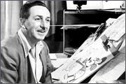 Walt Disney pioneered the use of sound, color, multiplane camera animation and created the first professional studio animation