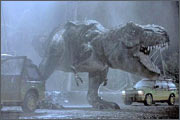 Jurassic Park - 3D computer animation and special effects